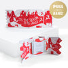 Christmas Dream Jolly Season Cracker Card