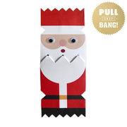 'Cracking Cuties-Father Christmas' Cracker Card