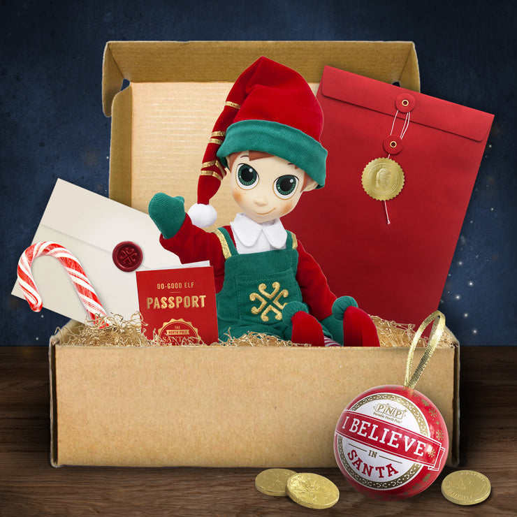 Do-Good Elf Hamper & Santa Videos