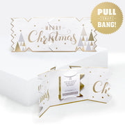 'Luxe Merry Christmas' Cracker Card