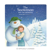 'The Snowman' Music Box Advent Calendar