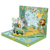 Jungle Adventure Music Box Card