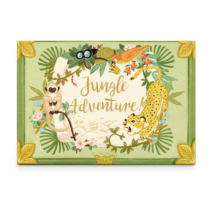 'Jungle Adventure' Music Box Card
