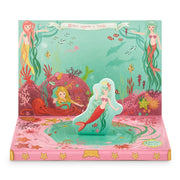 'Mermaid Adventures' Music Box Card