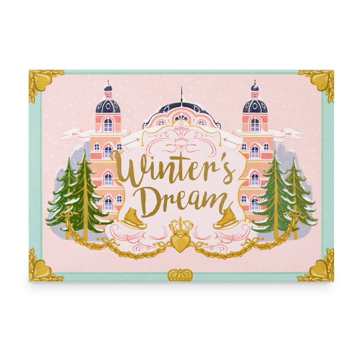 Winter's Dream Music Box Card