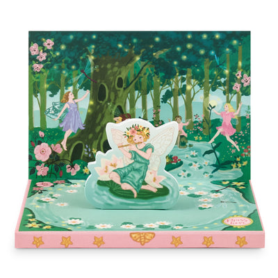 Fairyland Dream Music Box Card