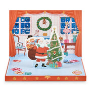 Christmas Eve The Nutcracker Music Box Card