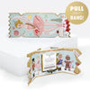 Nutcracker Fairy Christmas Cracker Card