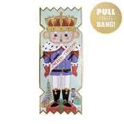 'Nutcracker-Rat King' Cracker Card