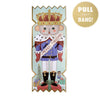 Nutcracker Rat King Christmas Cracker Card
