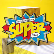 'Super Dad' Action Card