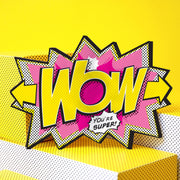 'Wow' Action Card