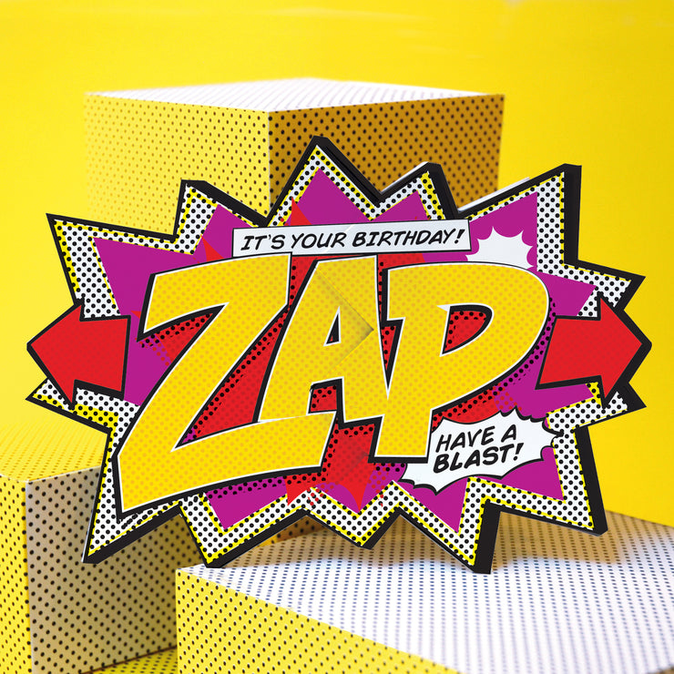 'Zap' Action Card