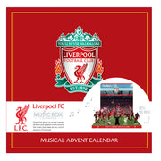 Official Liverpool Football Club Music Box Advent Calendar