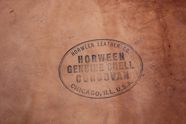 20+ Year Old Horween Shell Cordovan