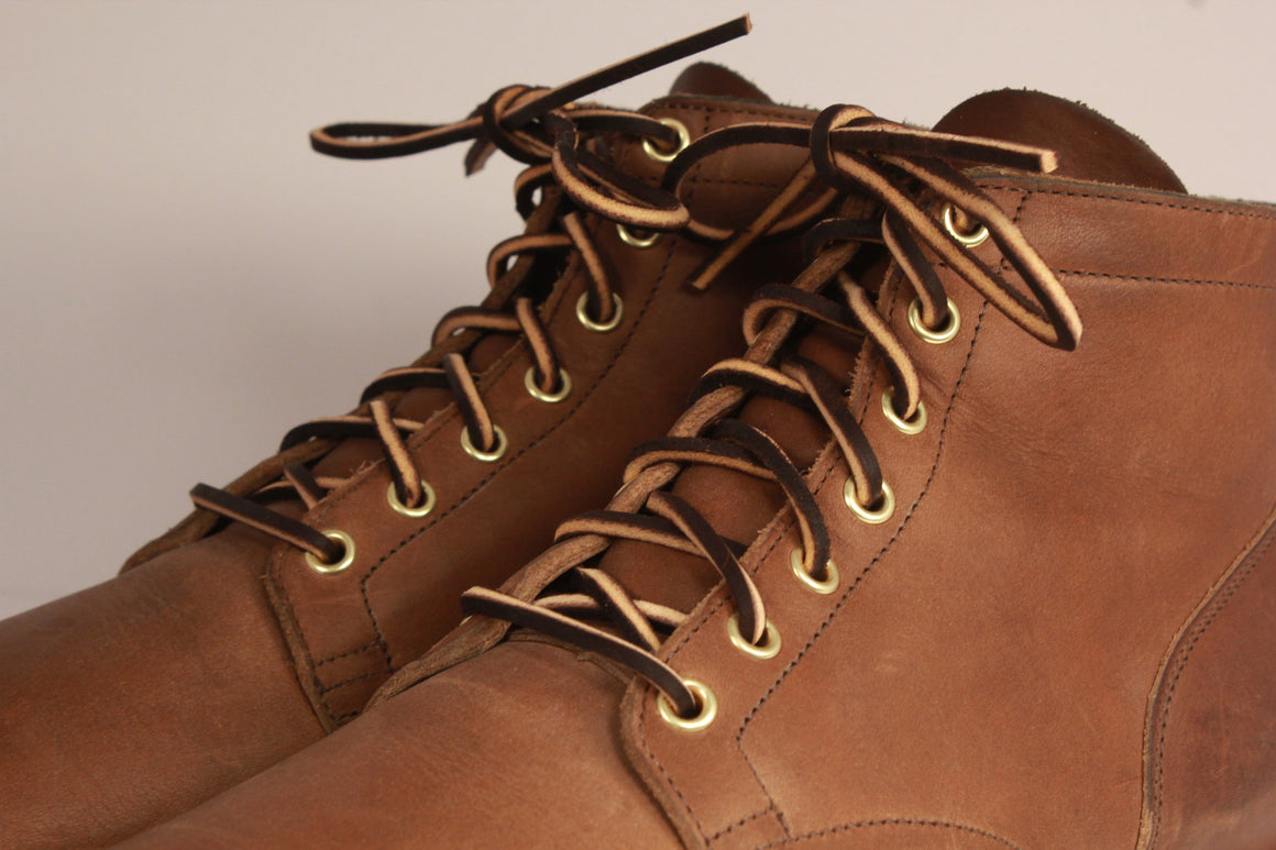 Rawhide Leather Boot Laces