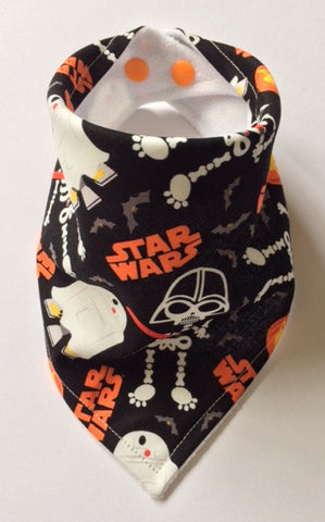 Star Wars Halloween Bandana Dribble Bib