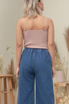 CORALINE PANTS IN DARK WASH