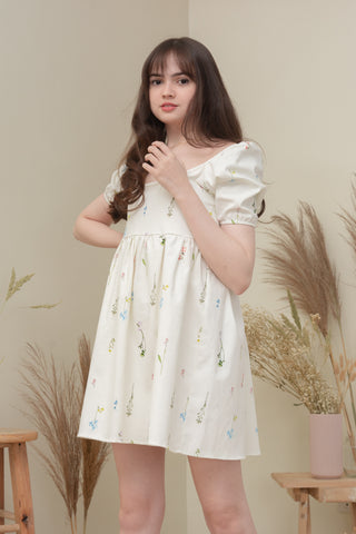 EVA BABY DOLL DRESS