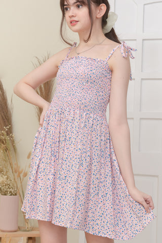 GISELLE DRESS IN PINK