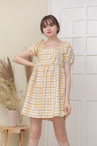 PIPER BABY DOLL DRESS
