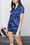 ZELDA SLEEPWEAR IN ROYAL BLUE