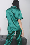 SASHA SLEEPWEAR IN GREEN