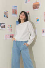 Load image into Gallery viewer, LARRY CROPPED SWEATER