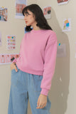 LARRY ALMOST CROPPED SWEATER