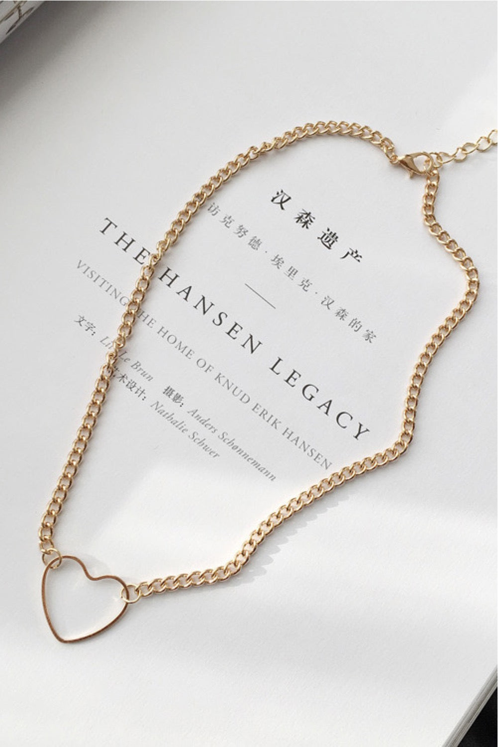 MEANNE CHOKER NECKLACE