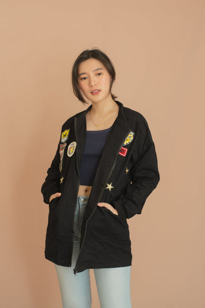 COLOMBIA PATCH JACKET