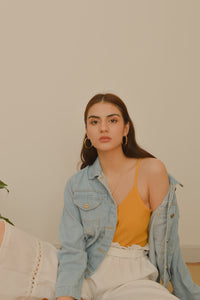 GUYLAIN BASIC DENIM JACKET