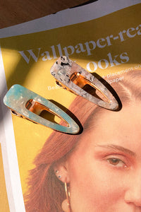 SANDRA HAIR BARRETTE