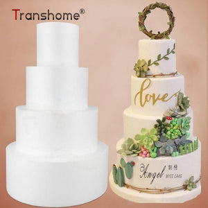 Foam Mould Plastic Cake Model
