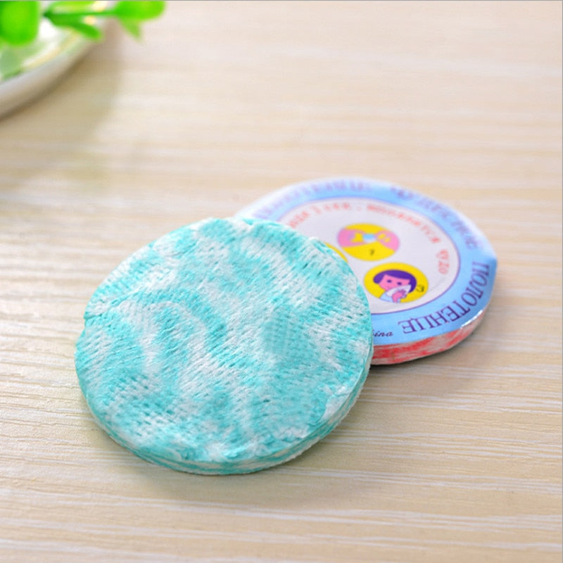 Disposable Compressed Mini Face Hand Towel