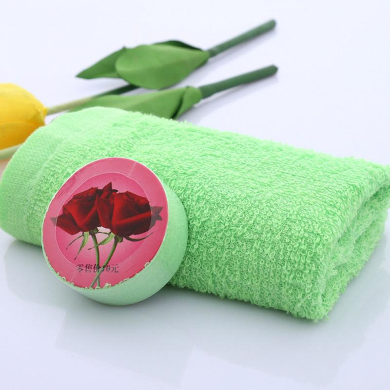 Colorful Mini Face Care Magic Towel