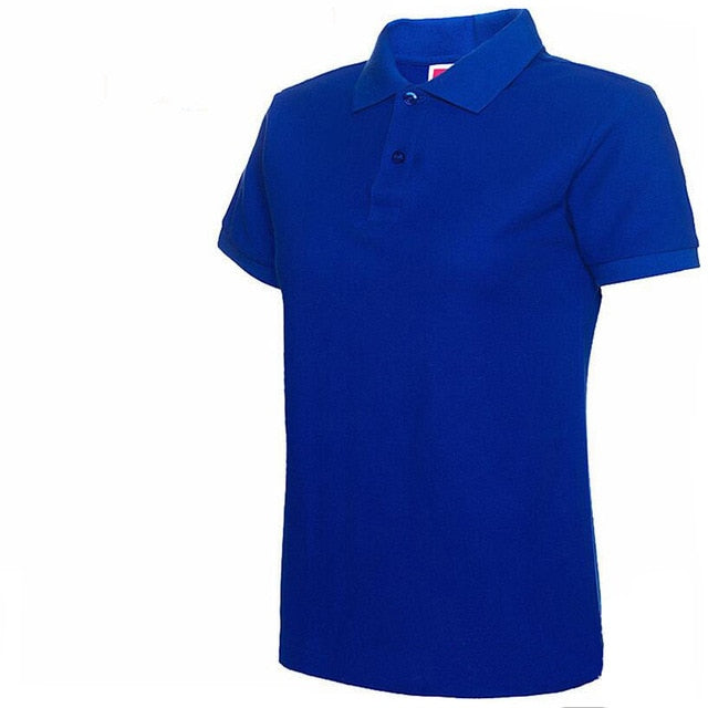Female Cotton Polo Shirt