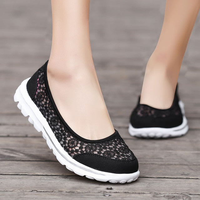 Breathable Running Shoes for Women