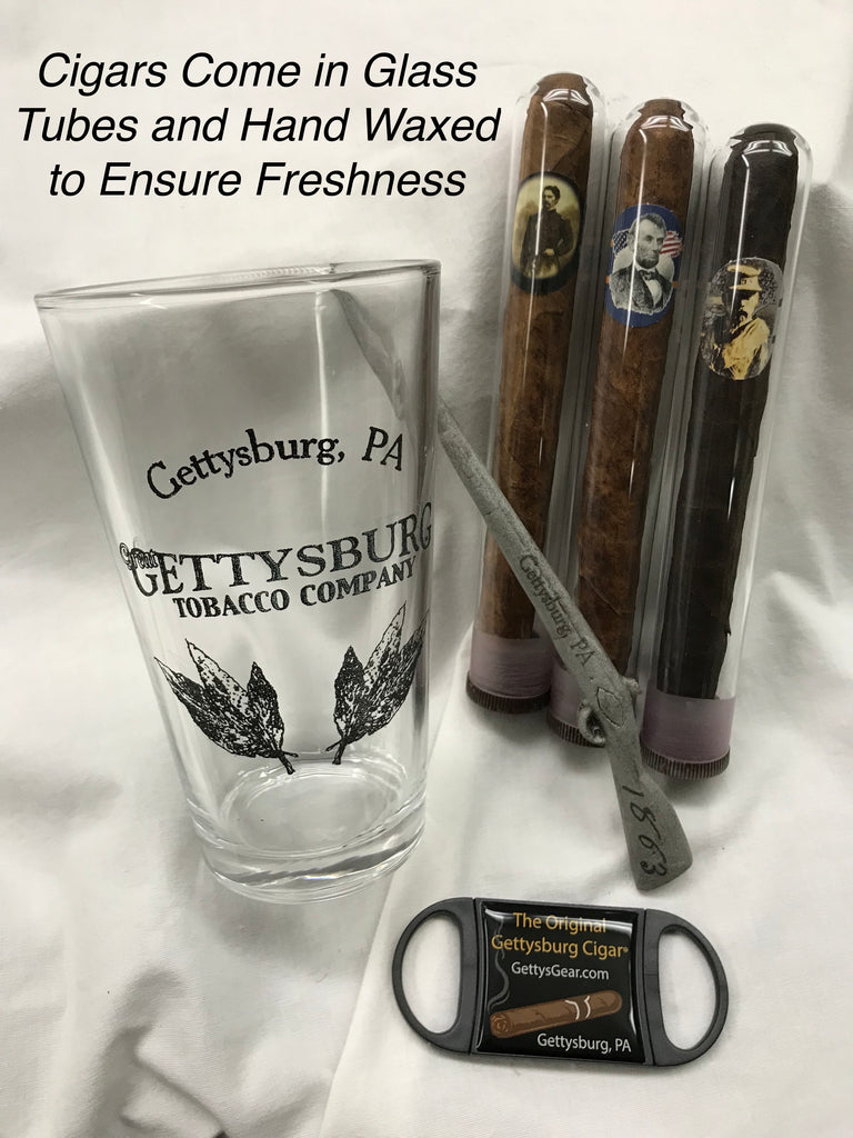 Cigar Glass Combo-Large