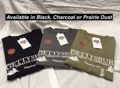 Great Gettysburg Tobacco Company™ T-Shirt  - Men's,  Short Sleeve, Crew Neck