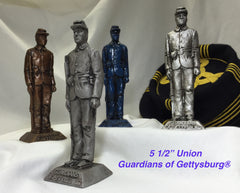 "5 1/2"" Guardians of Gettysburg® Statuary-Union"