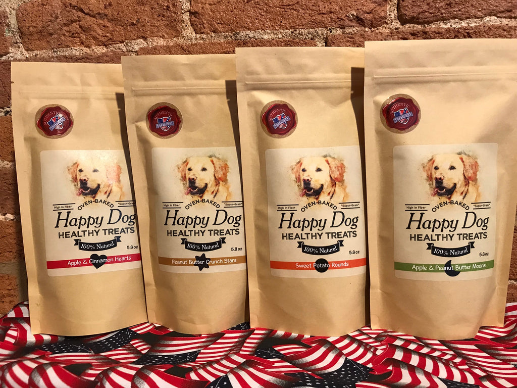 Happy Dog Healthy Treats Combo Pack-Save 10%