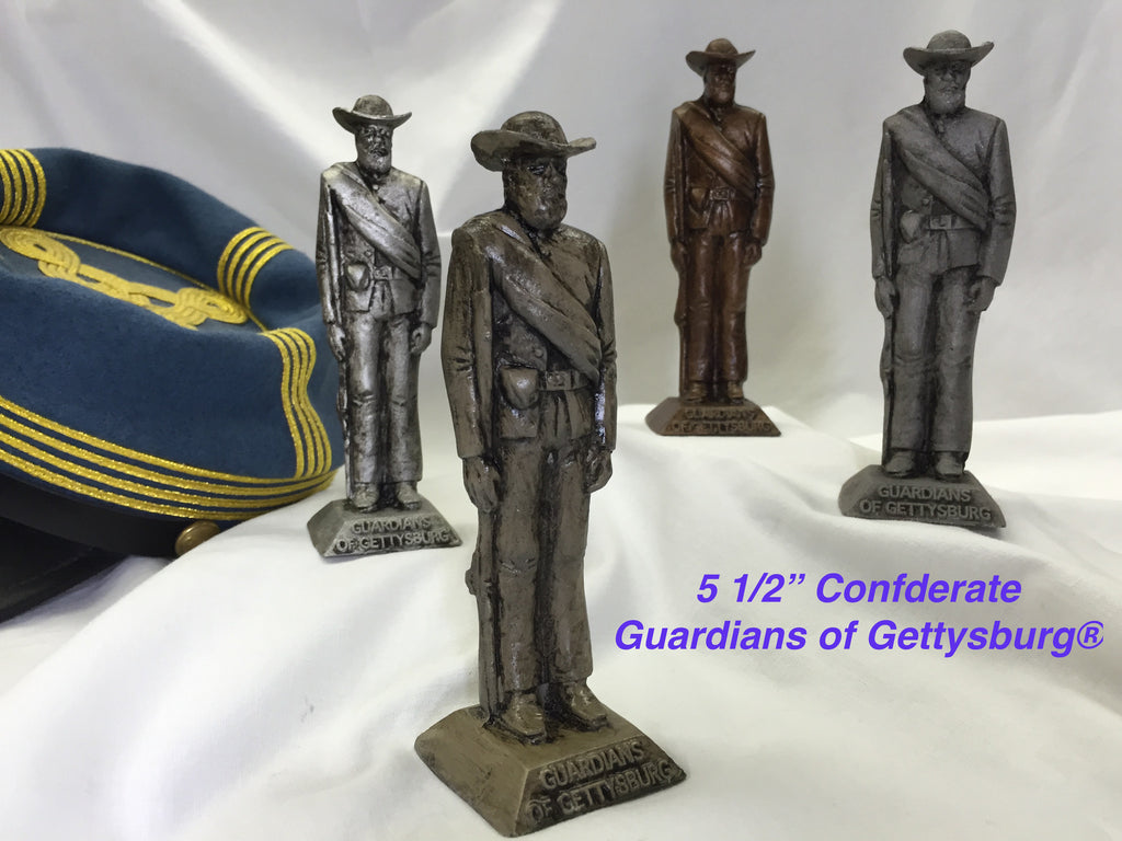 "5 1/2"" Guardians of Gettysburg® Statuary-Confederate"