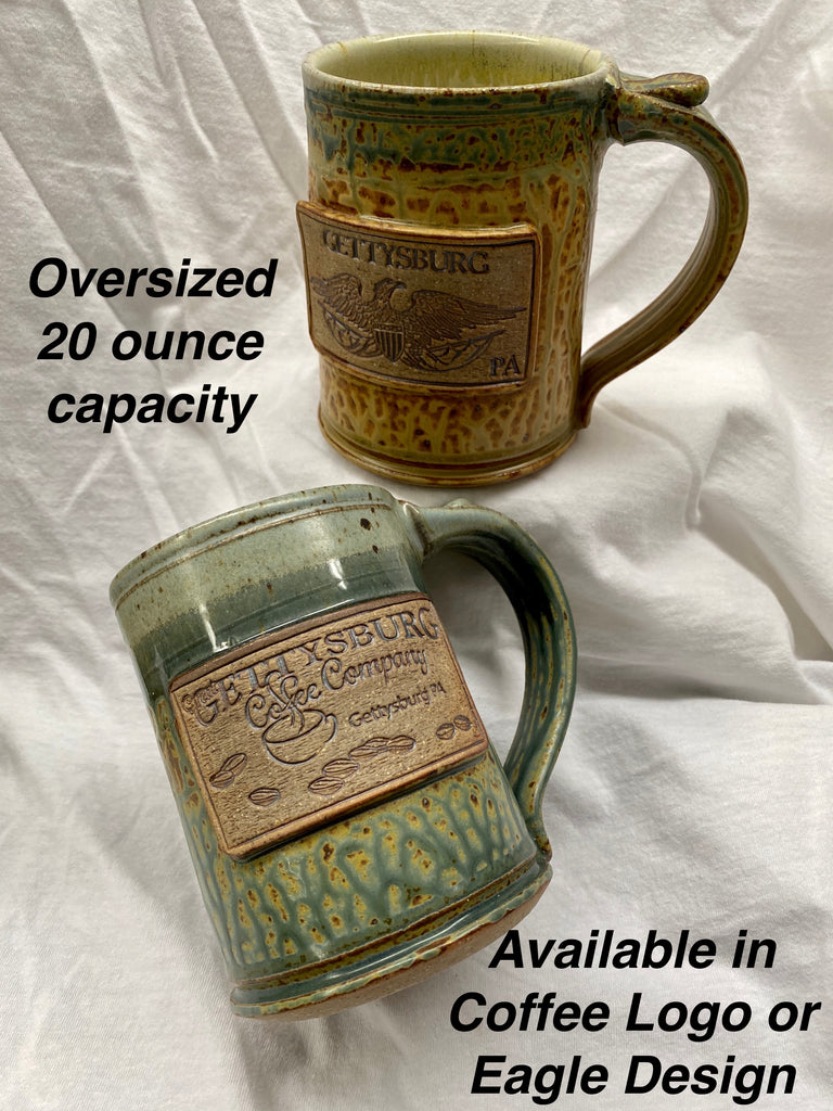 Handmade Oversized Coffee Mug-20 ounce