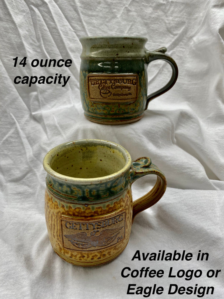Handmade Coffee Mug-14 ounce