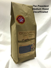 The President Medium Roast Coffee-Decaffinated