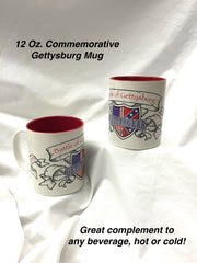 Commemorative Battle of Gettysburg Mug