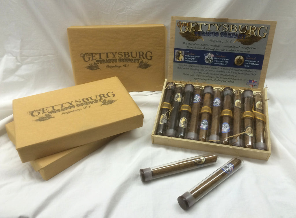 Cigar Assortment from Great Gettysburg Tobacco Company™