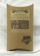 Cigar 4 Pack-The Sampler