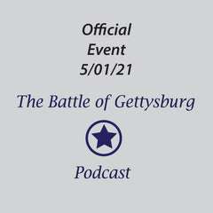 An Evening Out with the Battle of Gettyburg Podcast-Live!